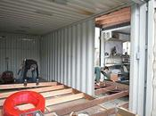 Shipping Container Garage Conversion: Proper