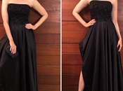 Karisma Kapoor Looked Sassy Classy This Black Gown!