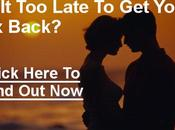 Back Strategy] Resolve Issues Your Relationship After Breakup