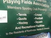 ✔597 Nunthorpe Marton Recreation Ground