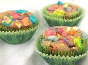 Lucky Charms Muffins #MuffinMonday