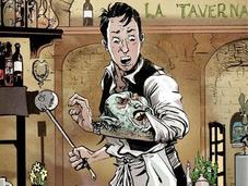 Preview: Hungry Ghosts Bourdain, Rose, Santolouco, Manco (Dark Horse)