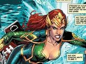 Preview Mera: Queen Atlantis Abnett, Medina, Friend (DC)
