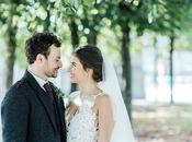 Traditional Scottish Wedding with Burgundy Blush Colors Christina Paul