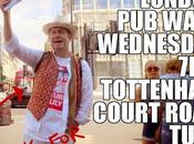 It's Back! Rock'n'Roll #London #Pub Walk with LIVE Music Relaunches Tonight! #LoveLondon #Funzing #MusicPlaces