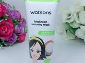 Watson Blackhead Removing Mask Review
