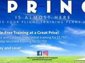 Make Your Flight Training Plans Now!