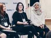 Booking.com Partners with Ladies Learning Code Support Female Developers This International Women's