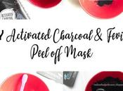 Activated Charcoal Fevicol Peel Mask