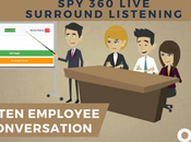 Live Surround Listening –What Employees Talking About Behind