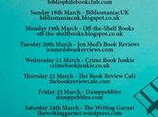 Dark Waters Mary-Jane Riley #BlogTour #BookReview