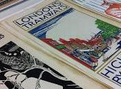 London Tramways Posters Artworks Metropolitan Archives