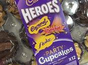 Cadbury Heroes Cupcakes Rocky Road Cake (Spotted Shops)
