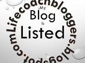 Listed Life Coach Blogs