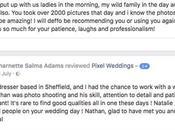 Sheffield Wedding Photographer Reviews Testimonials