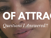 Attraction Q&A Know What Want, Desire!