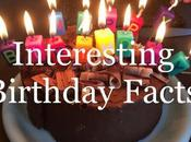 Birthday Facts That Didn't Know