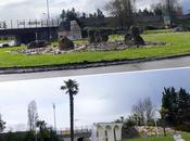 Villenave d'Ornon's Roundabout Tributes Twin Towns Seeheim-Jugenheim Bridgend