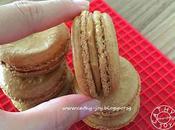 Kinako Macarons 黃豆粉馬卡龍