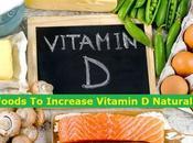 Foods Increase Vitamin Naturally