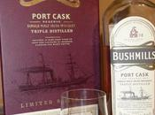 Tasting Notes: Bushmills: Steamship Collection: Port Cask