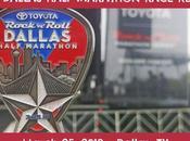 Rock'n'Roll Dallas Half Marathon Race Recap
