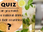 Quiz: Match These National Drinks With Their Countries?