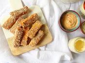 Smoked Tofu Fingers with Chipotle Mayo Vegan Recipe