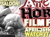 American Horrors Film Festival Special Streaming Worldwide Monday April