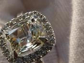 DiamondFlame's Cushion Engagement Ring