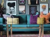 House Tour: Colourful Apartment Norway