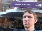 Backpacking Saudi Arabia: Staying Hotel Mercure Hamra, Jeddah