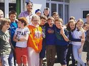 With Students Eprave Paint Their School. Avec Élèves d'Eprave Pour Repeindre Leur École. #ecole #school #eprave #benheine #ecoledeprave #project #culturart