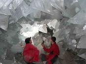 Crystal Caves Mexico Remind Jerusalem