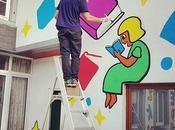 Project with School Eprave Projet L'école d'Eprave #ecole #school #eprave #ecoledeprave #project #culturart #children #paint #painting