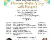 FHMoms Celebrates Mother's with Pampers!