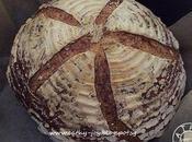 Easy Boule Bread