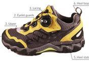 Anatomy Approach Shoe