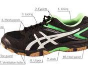 Anatomy Volleyball Shoe