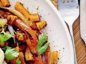 Recipe|| Lightly Spiced, Chunky Sweet Potato Hash