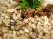 Cooking With Wine, Mushroom Risotto