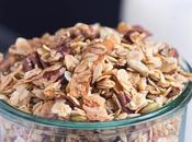 Pretty Simple Homemade Crunchy Granola Recipe