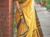 Latest Cotton Sarees Online Trends Look For!