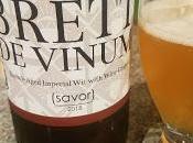 2018 SAVOR Collaboration Beer: Brett Vinum