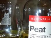 Tasting Notes: Elements Islay: Peat