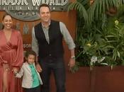 Tamera Mowry, Adam Housley Aden: Jurassic World Premiere
