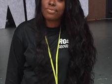 Teen Charged Killing Porsha Owens Front Children