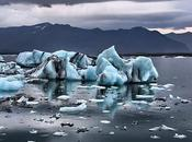 Glaciers Antarctica Melting Very Fast Pace Result Global Warming