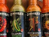Barbecue's Cherry Top: Moore's Line Sauces