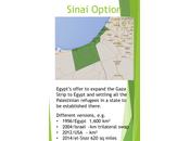 """New"" Idea: Connecting Gaza Northern Sinai"